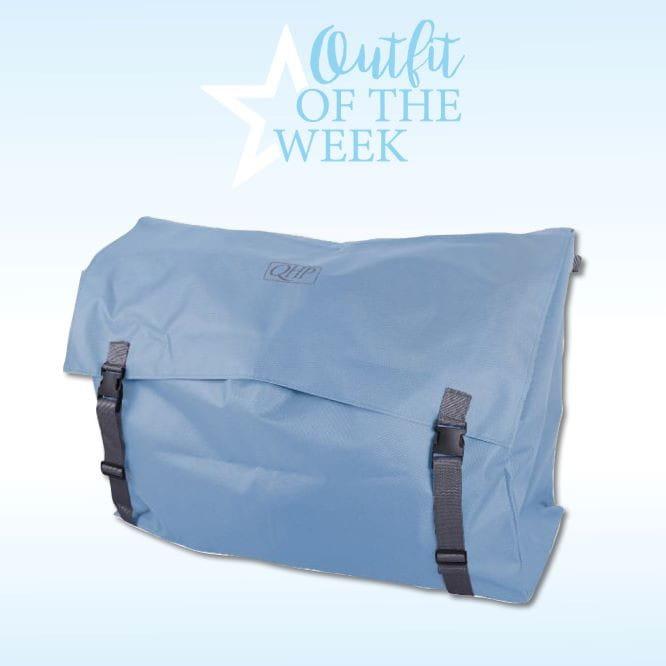Stable Storage Bag - Boxen- und Stalltasche skyblue