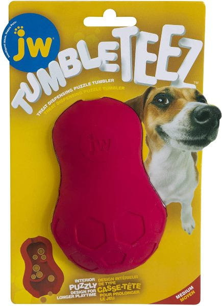 JW Tumble Teez Puzzle Leckerli-Spender