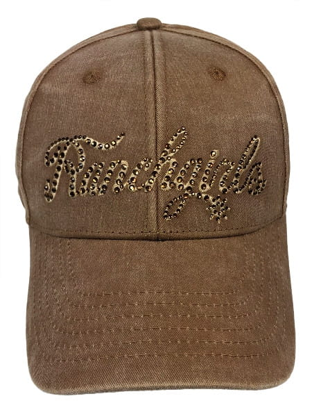 Ranchgirls Cap DYED OUT sand