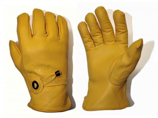 OUTDOOR-Handschuhe Ungefüttert SOFT-LEATHER