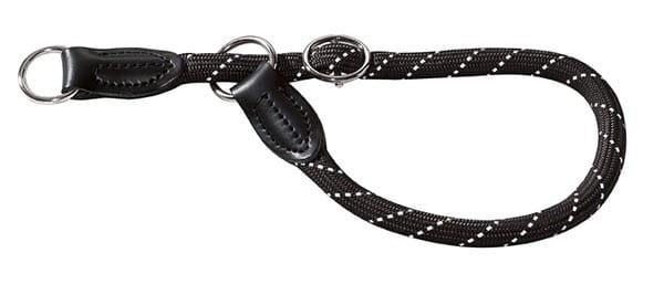 Hunter Halsband Freestyle Reflekt schwarz Gr. M