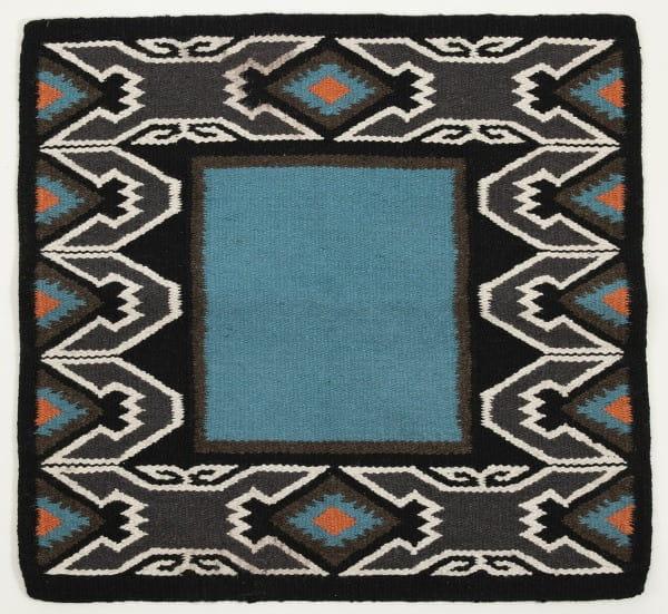 Tapis Navajo Blanket Westride NEBRASKA