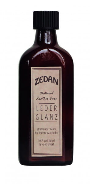 ZEDAN Lederglanz - NCP zertifiziert