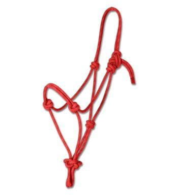 Paretti Style Rope Halfter