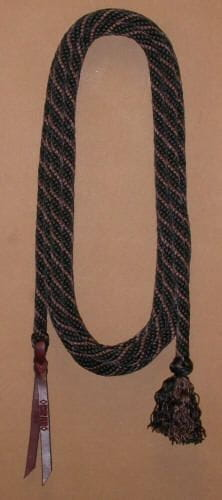 Double Diamond Mecate Braided Poly