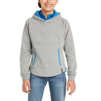 Ariat Youth Logo Hoodie 3D