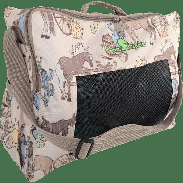 Classic Equine Accessory Tote - der Flex-Koffer für's Equipment