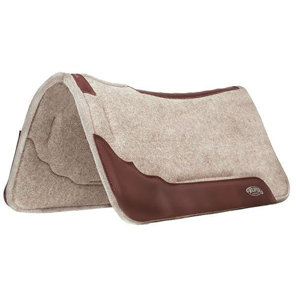 Weaver Synergy Contoured Wool Blent Pad