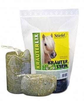 Kräuterlix Leckstein