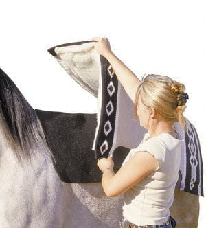 Professionals Choice Saddle Pad Liner