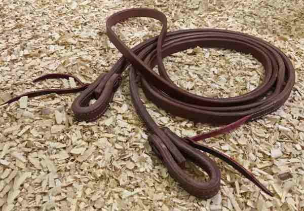 Cattlemans Roping Reins 5/8