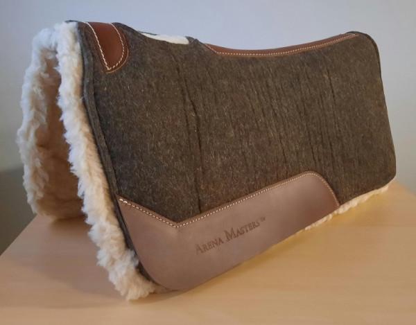 Arena Masters Pad Felt & Wool
