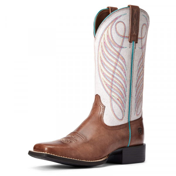 Ariat Womens Round Up Wide Square