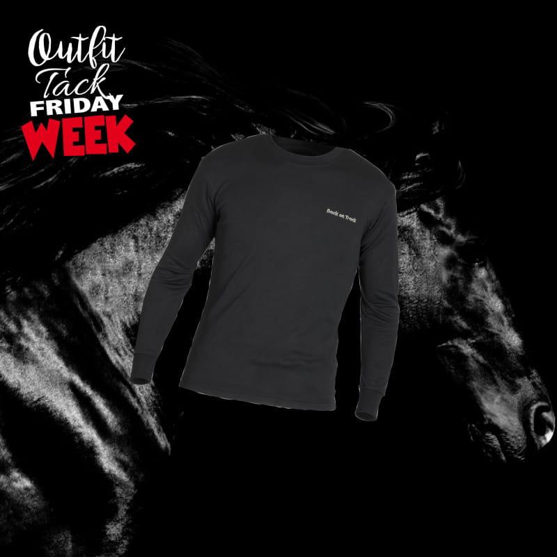 Back on Track Long Sleeve Sweatshirt