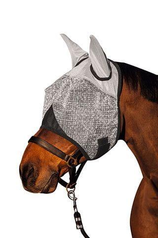 Kerbl Fliegenmaske mit Ohren und UV-Schutz