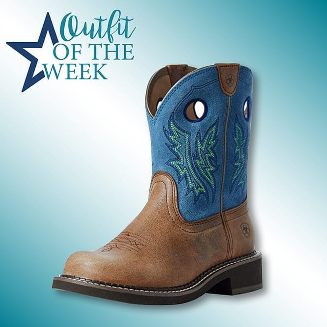 Ariat Fatbaby Heritage Cowgirl