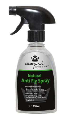 equiXTREME® Natural Anti Fly Spray 300ml