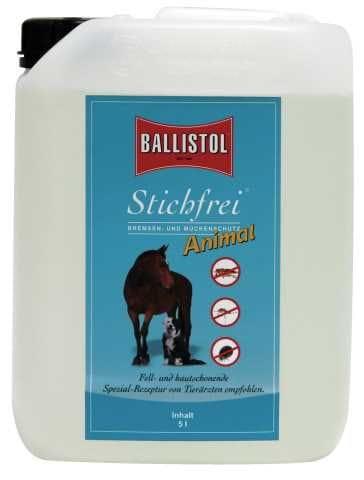 Ballistol Stichfrei Animal Sprühflasche Nachfüllkanister 5 Liter