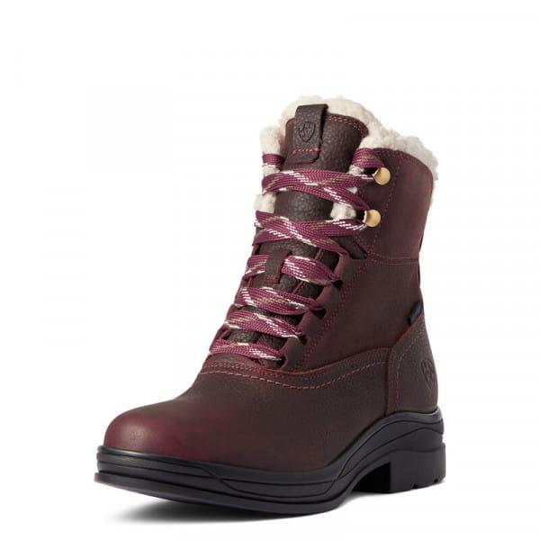 Ariat Womens Harper Waterproof Boot dark brown