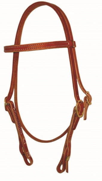 Ultimate Cowboy Gear Harness Browband