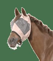 Premium Fliegenmaske ohne Ohrenschutz