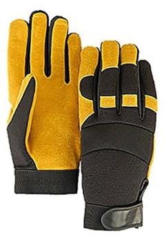 Majestic Golden Hawk brushed Pig Handschuhe