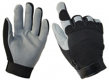 Majestic Granite Deerskin Handschuhe Hirschleder