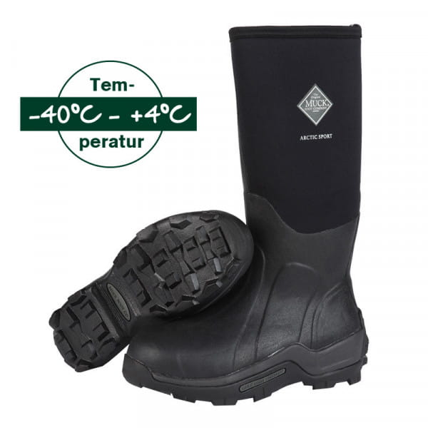Muck Boot Arctic Sport High black