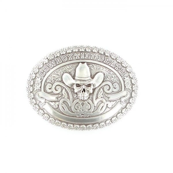 Buckle Mens Cowboy til death