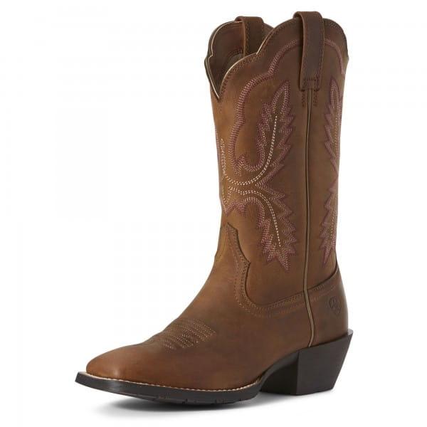 Ariat Womens Hybrid Rancher Crossfire Western Boot