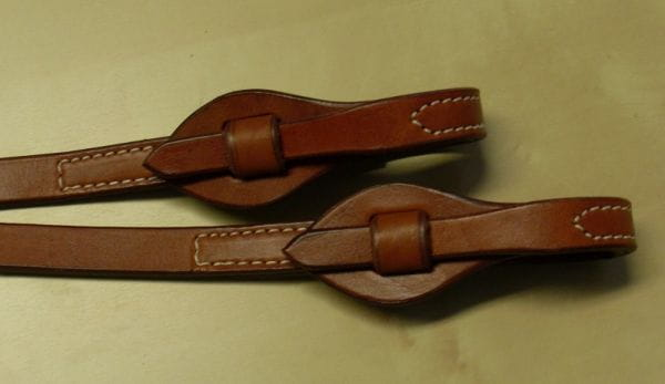 Cashel Quickchange Split Reins chestnut