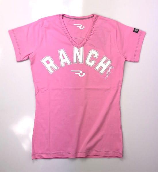 Ranchgirls T-Shirt Rihanna baby rosa