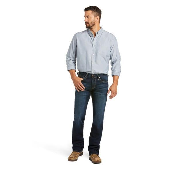 Ariat Mens M7 Straight Solano Jeans Dodge