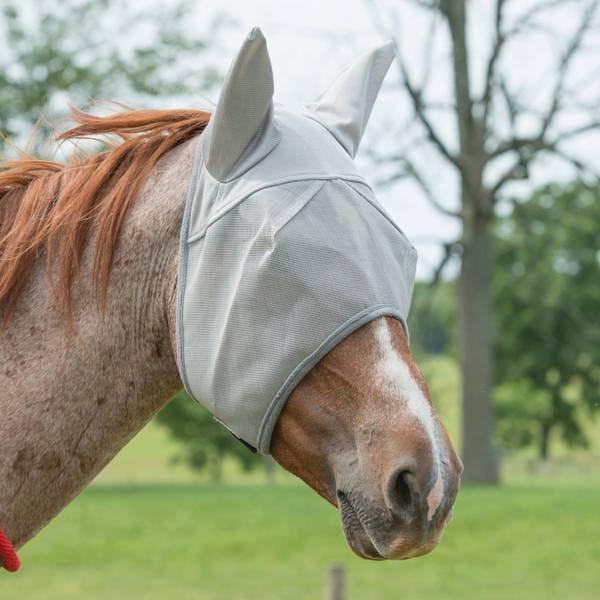 Weaver Covered Ear Fly Mask
