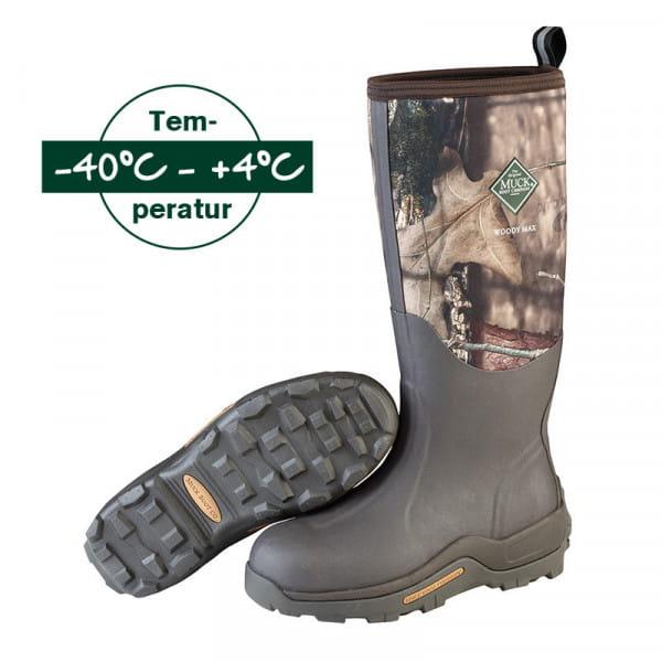 Muck Boot Unisex Woody Max