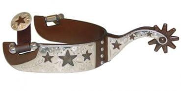 Metalab Antique Stars Show Spurs