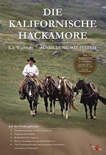 Kalifornische Hackamore - Kay Wienrich