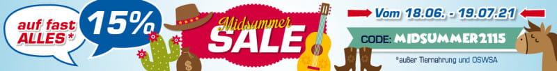 Midsummer Sale 2021