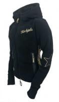 Ranchgirl Fleece Jacket ABBY black