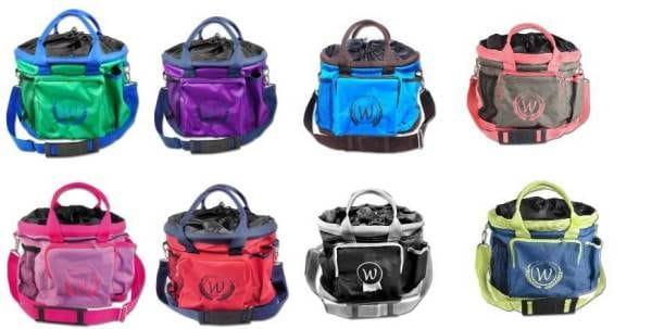 Grooming Bag - Putztasche zweifarbig