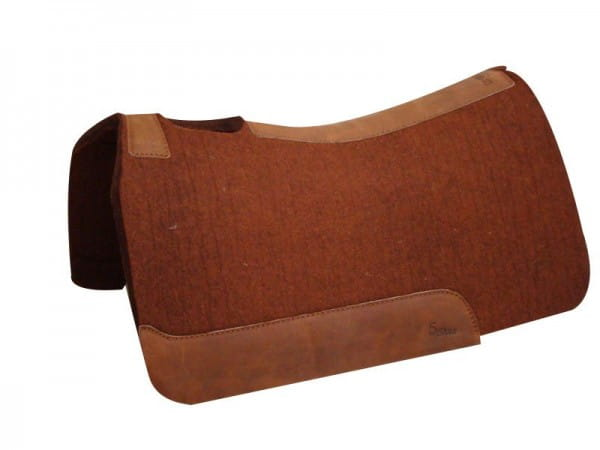 5 Star Equine Pad 1 Inch brown