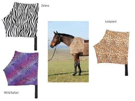 Sleazy Stretch Rug Basic - Animal Print