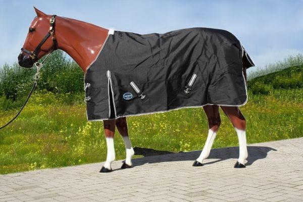 Tough Horse 1680D Regendecke No Neck