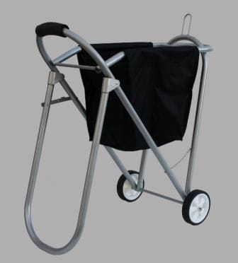 Ersatztasche für alle gängigen Sattelcaddys