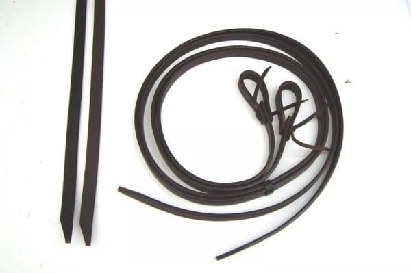 Latigo Split Reins Zügel - heavy / thick - 3/4